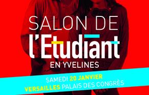 Salon de l'étudiant en Yvelines