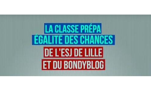 Prépa égalité des chances Bondy Blog/ESJ Lille